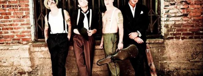 "Red Hot Chili Peppers prepara un disco ""único y diferente"""